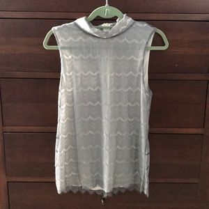 Banana Republic Lace Tank